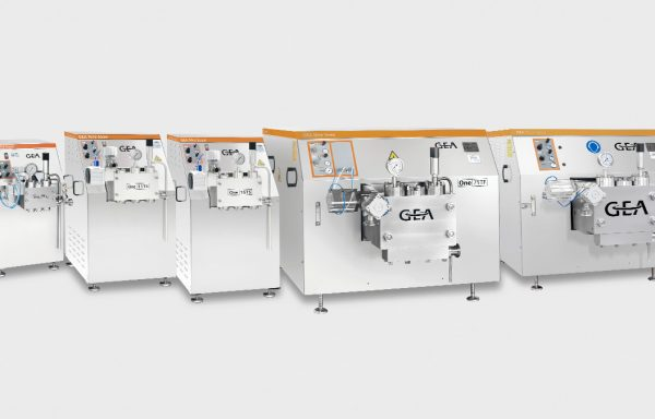 GEA NIRO ONE SERIES HOMOGENISERS