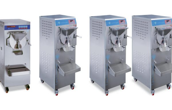 TECHNOGEL MANTE BATCH FREEZER RANGE
