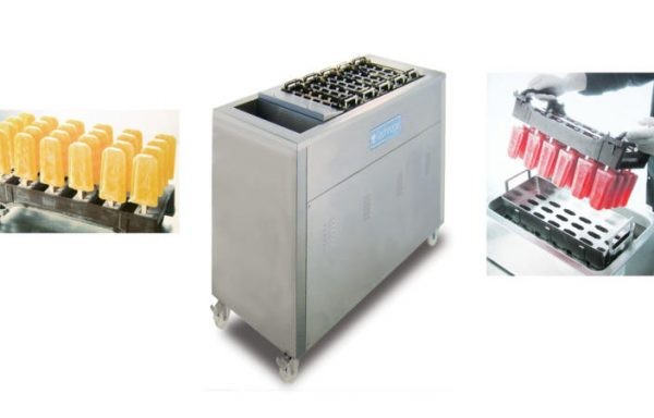 TECHNOGEL STICK ICE MACHINE
