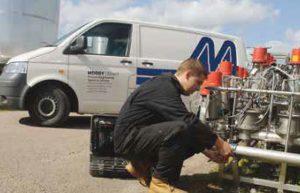 Moody Spares & Service