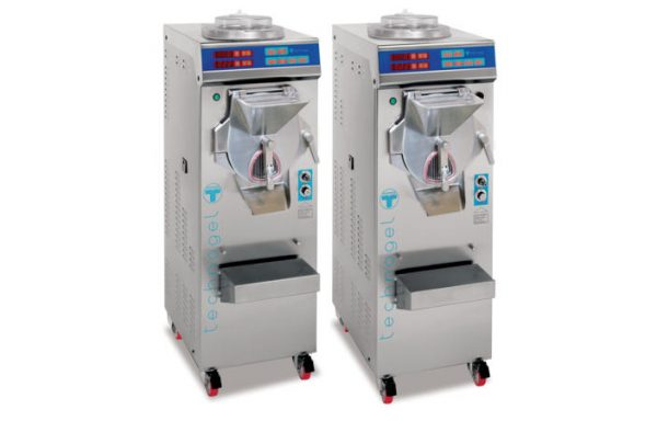 TECHNOGEL MIXGEL PASTEURISER / BATCH RANGE